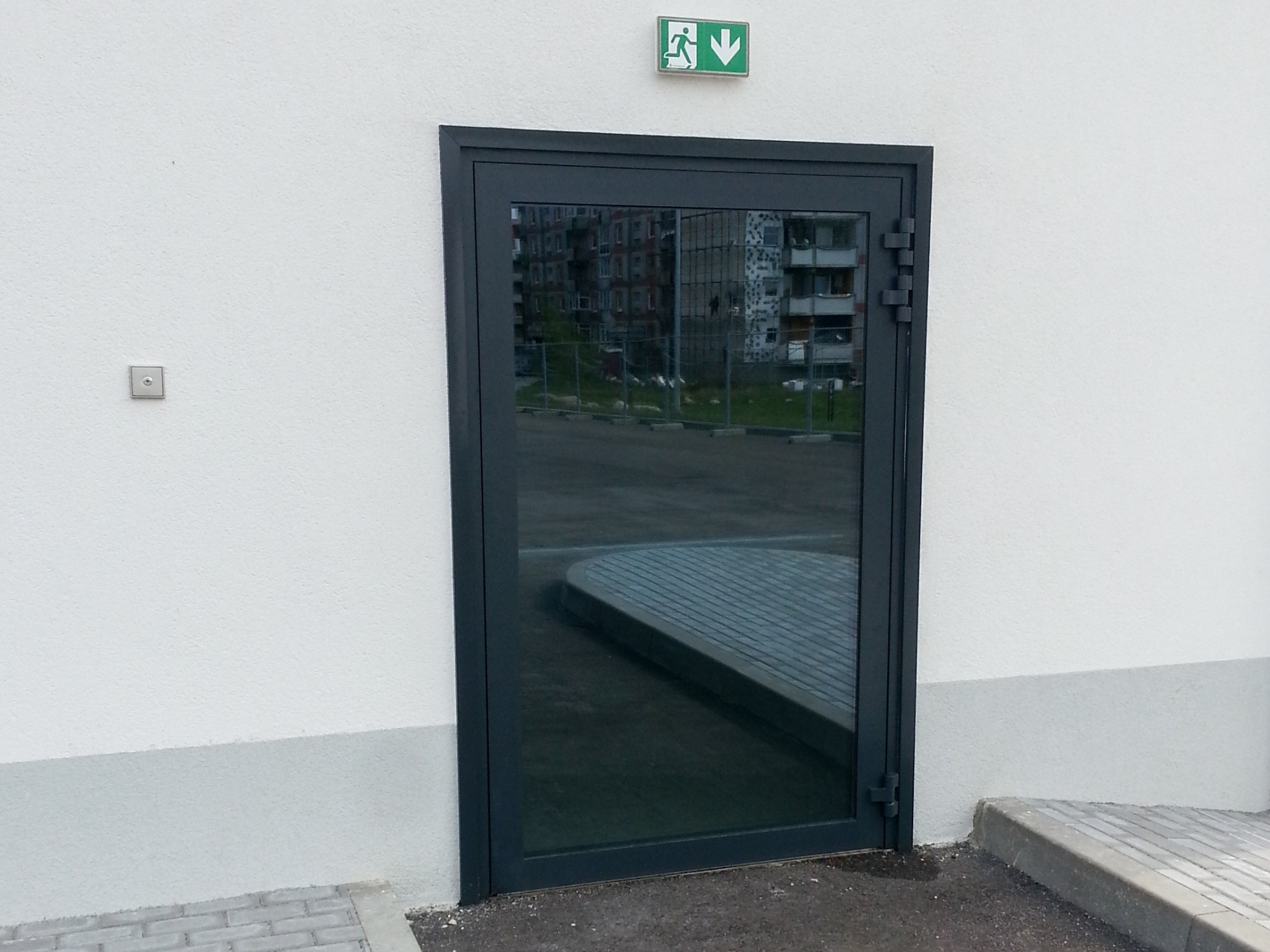 Images of automatic sliding doors residential woonv