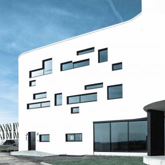 SAPA aluminium windows