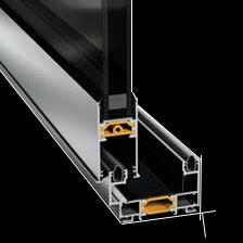 2115 SAPA sliding doors
