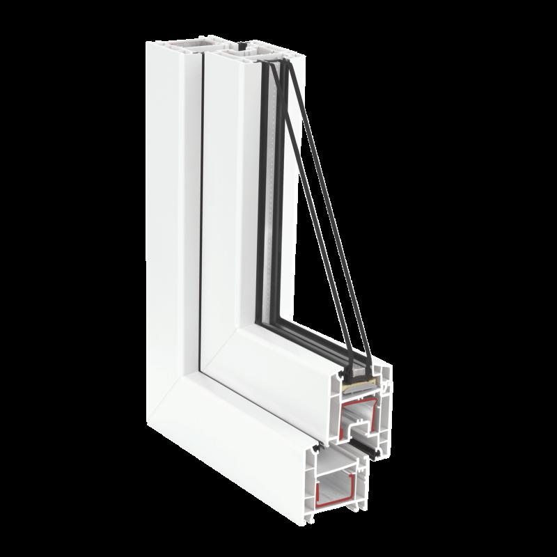 Rehau Euro 60-basic design